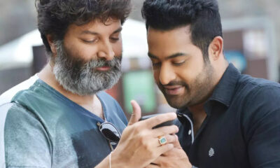 NTR - Trivikram movie launch date out
