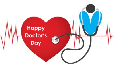 Happy Doctors Day in COVID pandemic